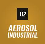 Aerosol industrial PRESSURE LUBE